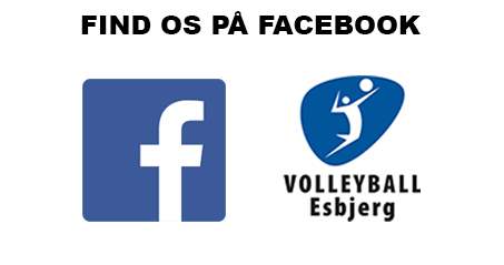 Find VOLLEYBALL Esbjerg paa Facebook